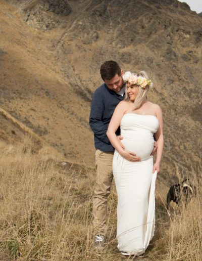 Captured By Kylie Maternity Photo