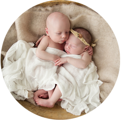 newborn button image